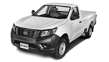 NP300 Frontier doble cabina 4x4